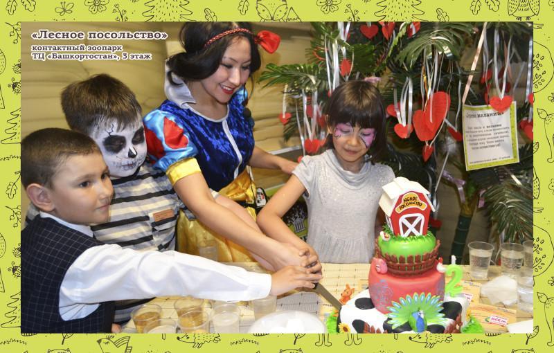 День рождения Лесного посольства Уфа