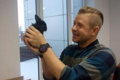 Митя Фомин и крольчонок